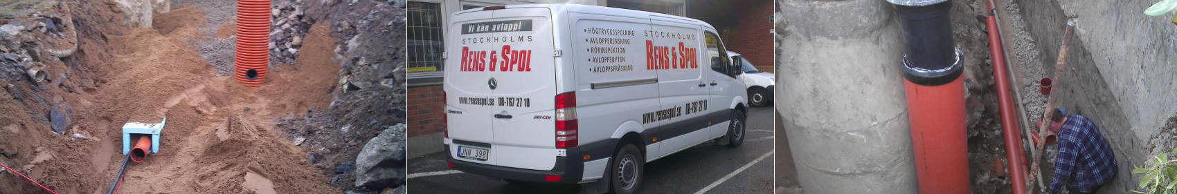 Bilder Rens & Spol Lidingö