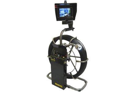 Inspektionskamera för inspektion av ledningar